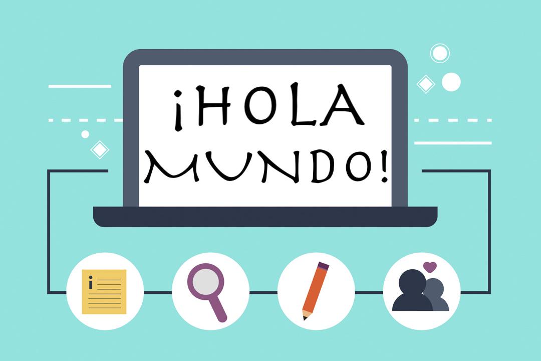 HOLA MUNDO BLOG JONATHAN RIVERA